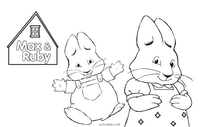 650x411 Ruby Gloom Coloring Pages Ruby Coloring Pages Max And Ruby