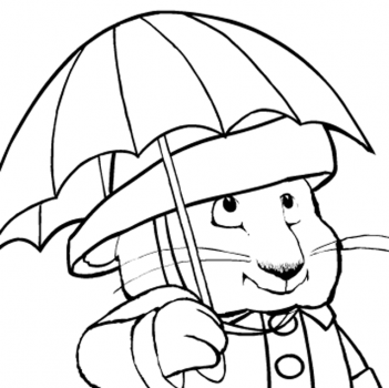 Max And Ruby Coloring Pages At Getdrawings Com Free For