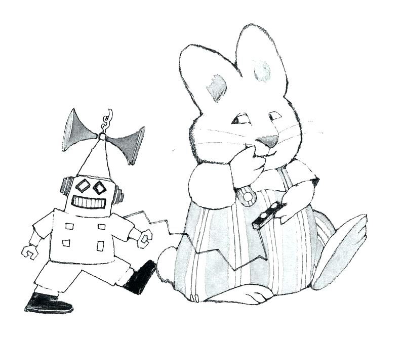 800x676 Max And Ruby Coloring Page Max And Ruby Coloring Ruby Coloring