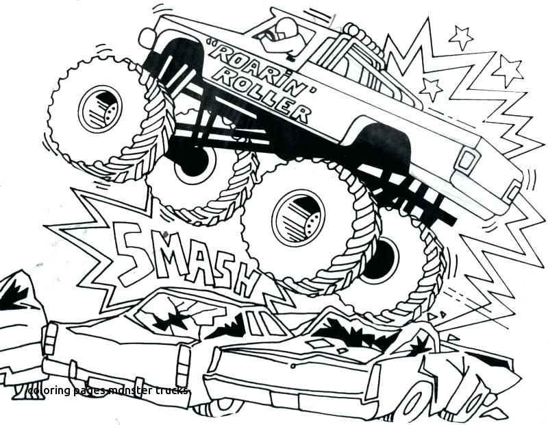 800x620 Max D Monster Truck Coloring Pages And Monster Truck