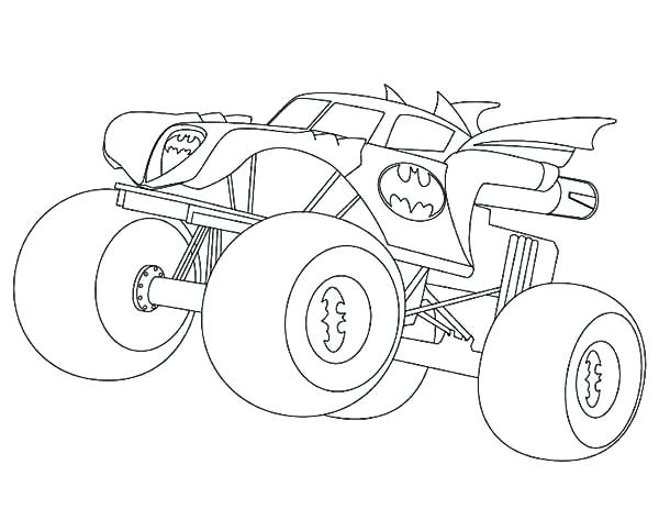 600x463 Free Monster Truck Coloring Pages Monster Truck Ready For Monster