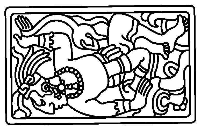 776x504 Mayan Coloring Pages Printable Pictures Aztec Coloring Pages