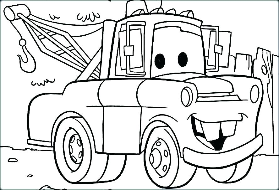 888x607 Lightning Mcqueen Coloring Pages Lightning Coloring Pages