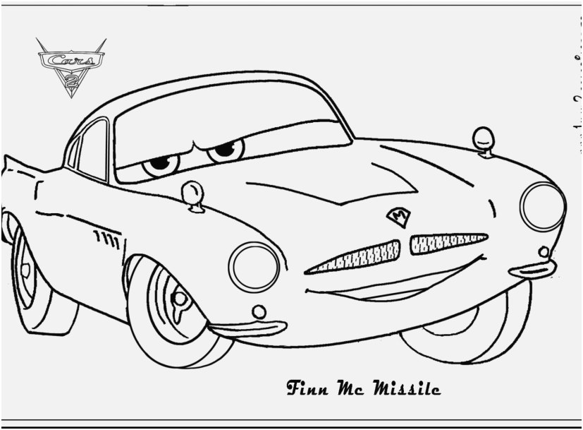 827x609 Lightning Mcqueen Coloring Pages Picture Fresh Lightning Mcqueen