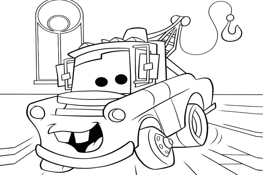 850x567 Coloring Lightning Mcqueen Coloring Page Lighting Pages To Print