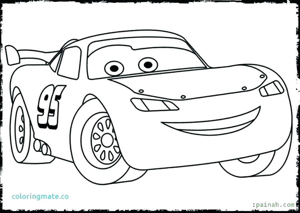 1024x728 Coloring Pages Mcqueen Coloring Pages Lightning Mcqueen Print