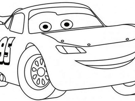 Mcqueen Coloring Pages Printable