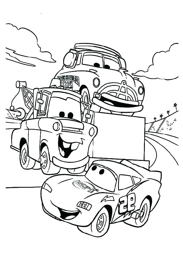 600x840 Printable Lightning Mcqueen Coloring Pages Lightning Coloring