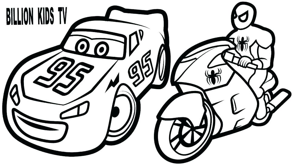 970x546 Lightening Mcqueen Coloring Pages Lighting Coloring Pages Best