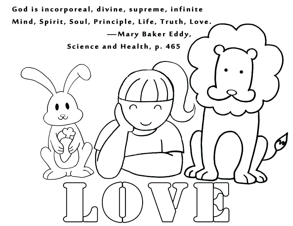 940x726 Using A Crayon To Measure Measurement Coloring Page God Is Love