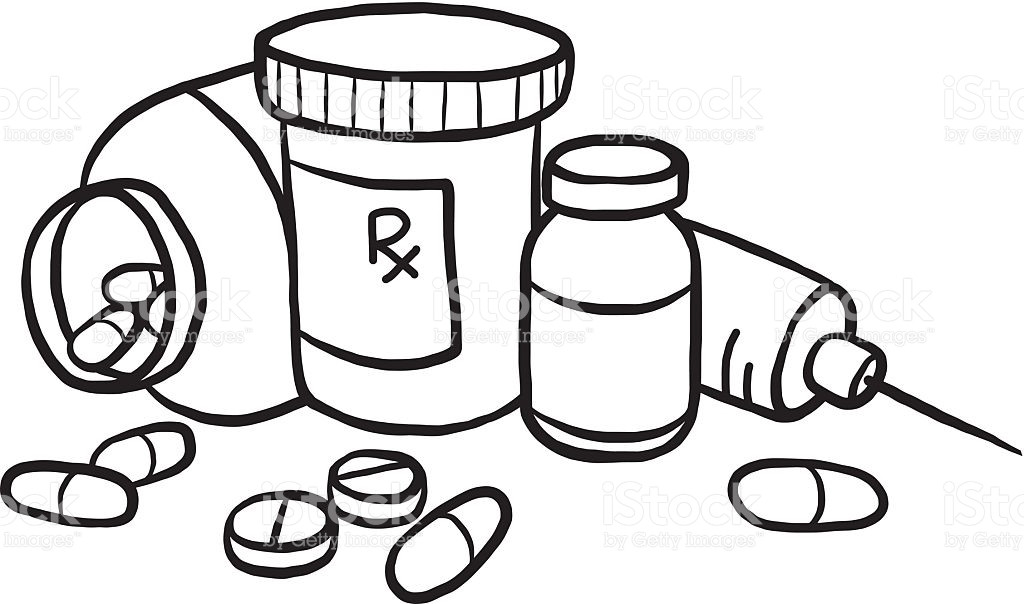 Medicine Coloring Pages At Getdrawings Free Download