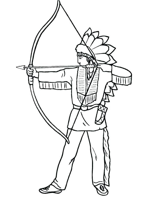 600x800 Native Coloring Page Native Coloring Page Native For Children