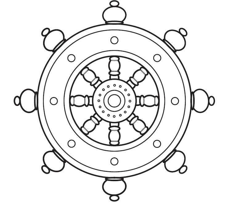 750x659 Buddha Coloring Pages