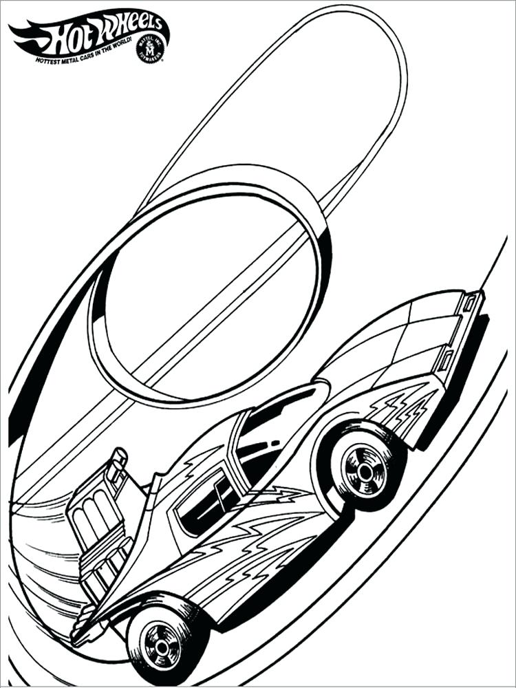 750x1000 Wheel Coloring Page