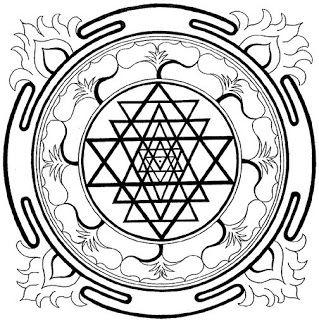 319x320 Xvi Shri Vidya Yantra Medicine Wheel Fueled