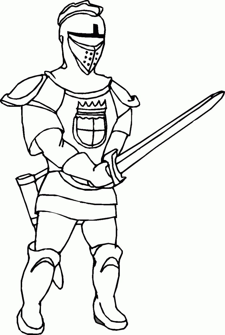 945x1405 Coloring Pages Medieval Knights Best Of Me Val Knight Coloring