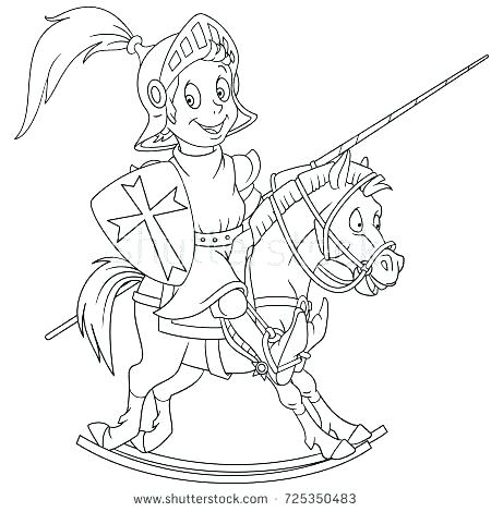 450x470 Medieval Coloring Pages Medieval Knight Coloring Pages Medieval