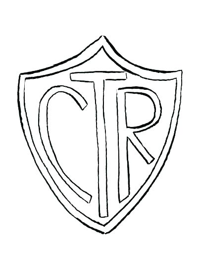 400x520 Shield Coloring Page Excellent D Of Faith Coloring Page Best Ctr
