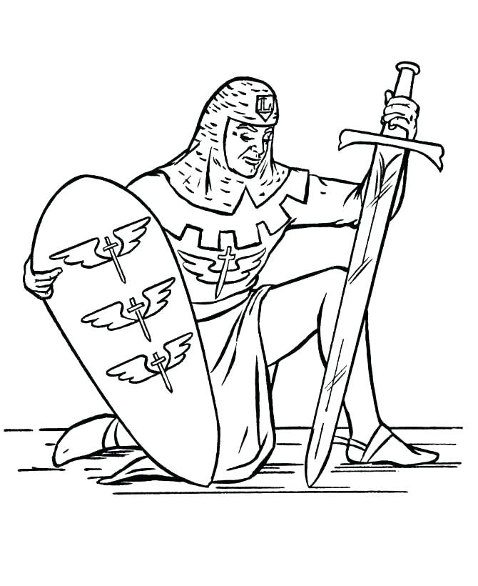 670x820 Coloring Pages Knights Shields Best Of Medieval Sheets And Google