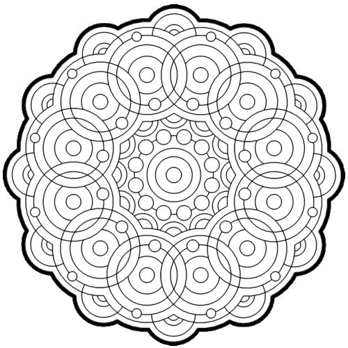 Meditation Coloring Pages at GetDrawings.com | Free for ...