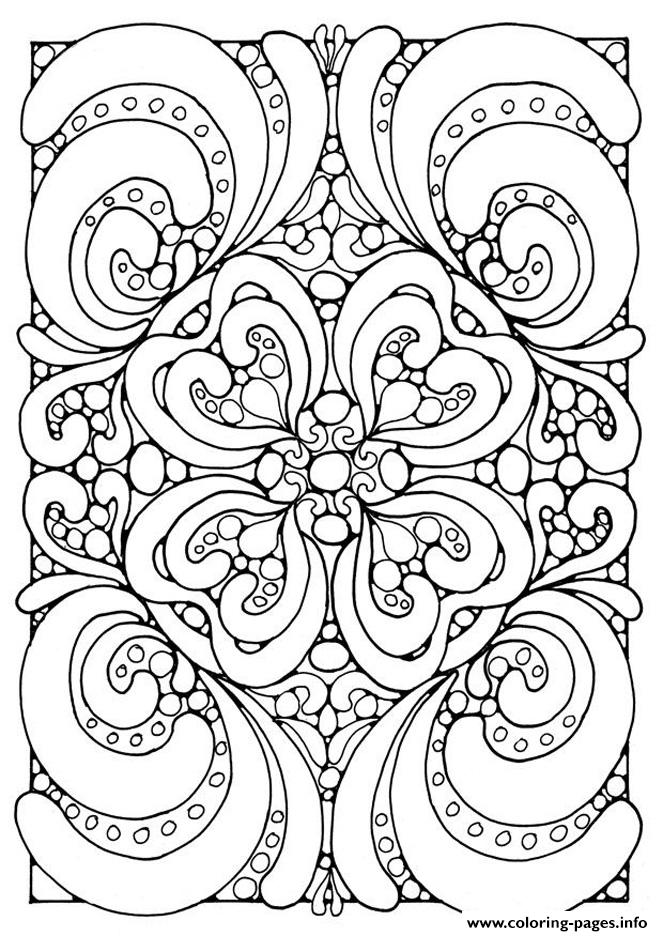 medium coloring pages 17