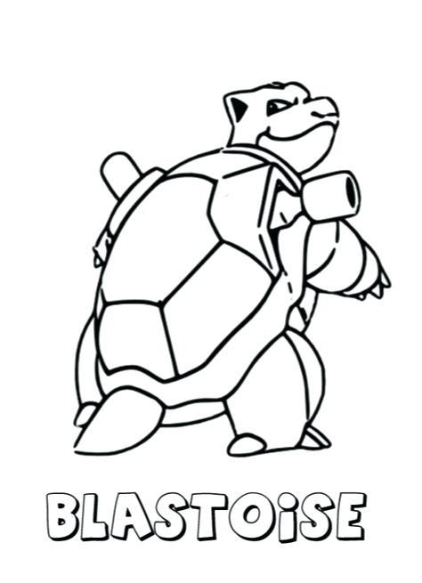 474x655 Blastoise Coloring Page Mega Pokemon Mega Blastoise Coloring Pages