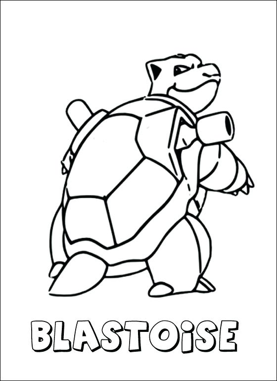 560x768 Blastoise Coloring Page Coloring Pages Coloring Page Coloring