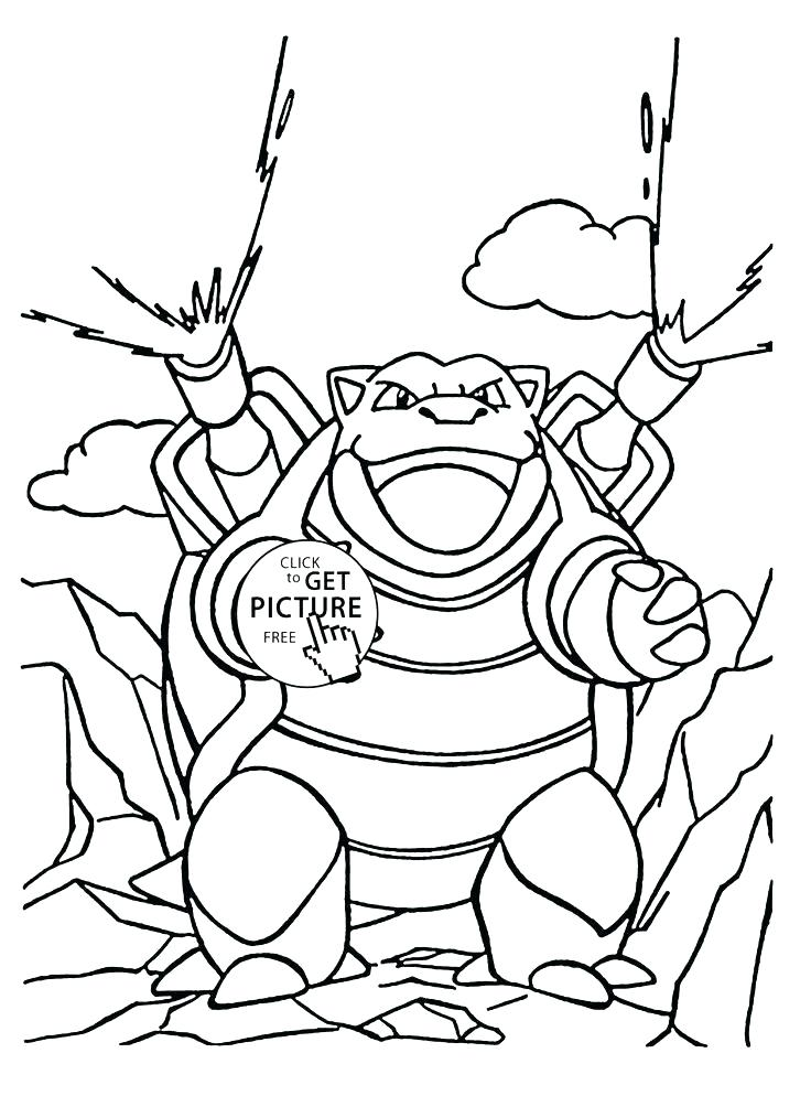 736x994 Blastoise Coloring Page Coloring Pages Coloring Pages For Kids