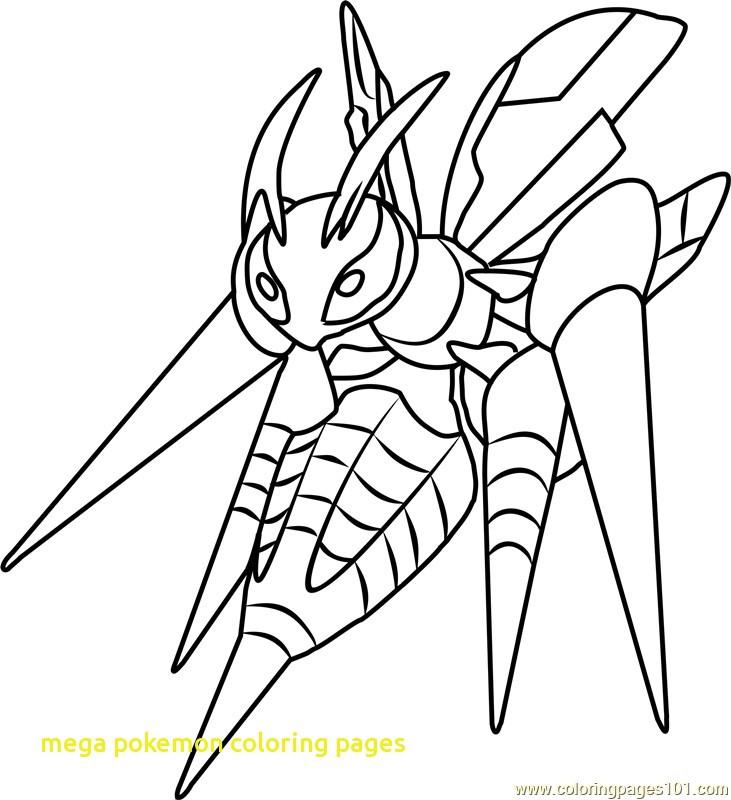 731x800 Mega Sharpedo Coloring Pages Best Of Mega Blaziken Pokemon