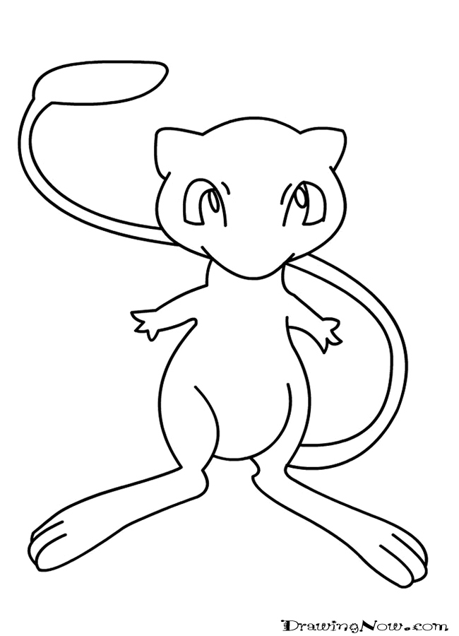 Mega Mewtwo Coloring Pages Coloring Pages Kids