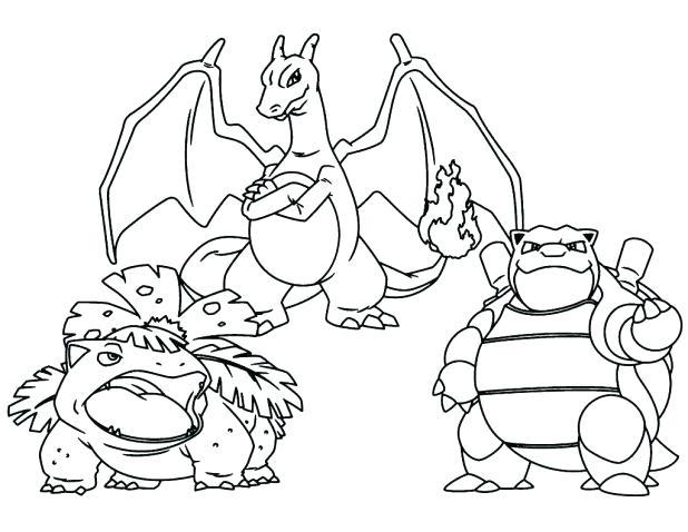 photo regarding Printable Pokemon Pictures referred to as Mega Pokemon Coloring Web pages Printable at