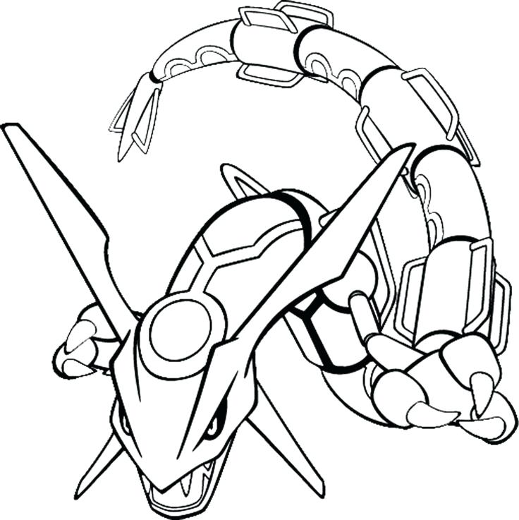 736x737 Mega Pokemon Coloring Pages Legendary Coloring Pages Mega Weekly