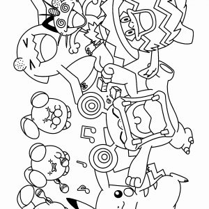 300x300 Pokemon Coloring Pages Emboar Inspiration Fresh Meloetta Coloring