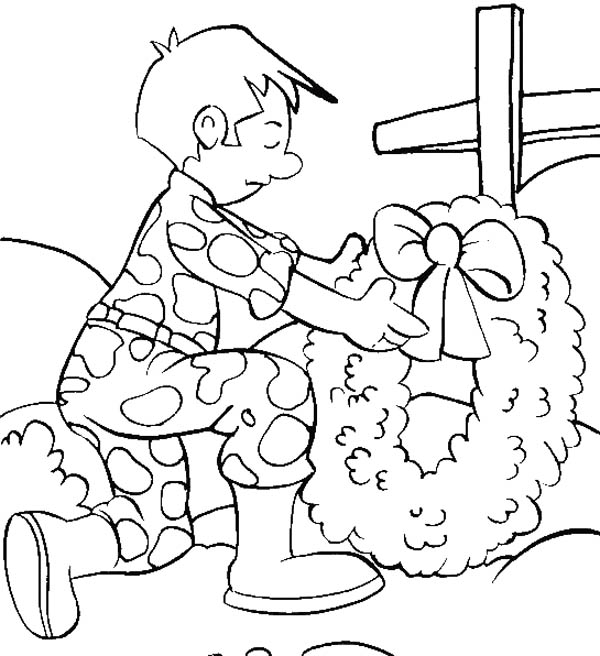 Memorial Day 2015 Coloring Pages