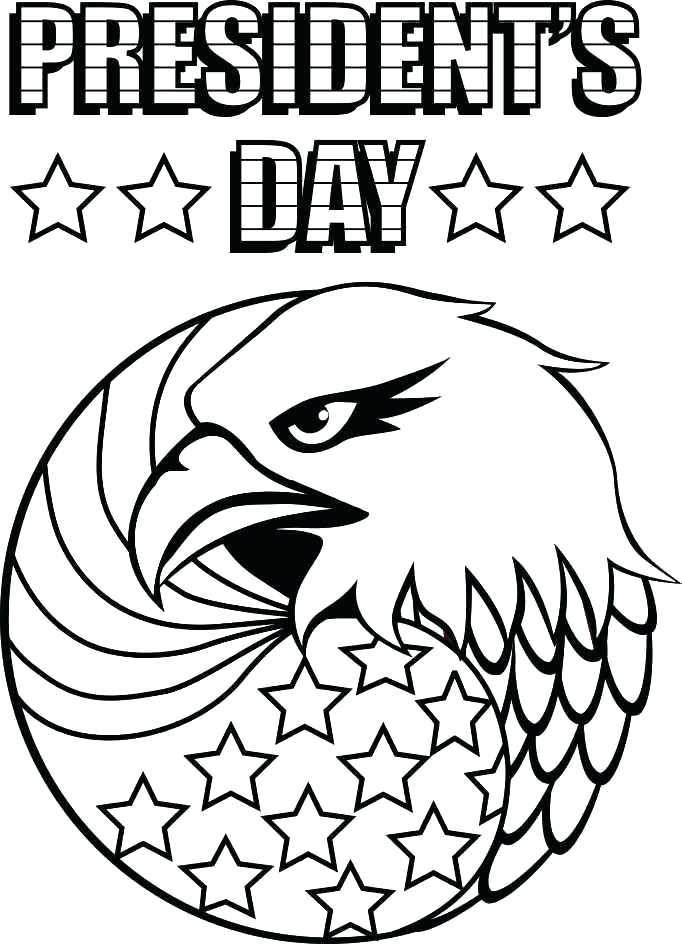 682x944 Memorial Day Coloring Pages Free Day Coloring Pages Presidents Day