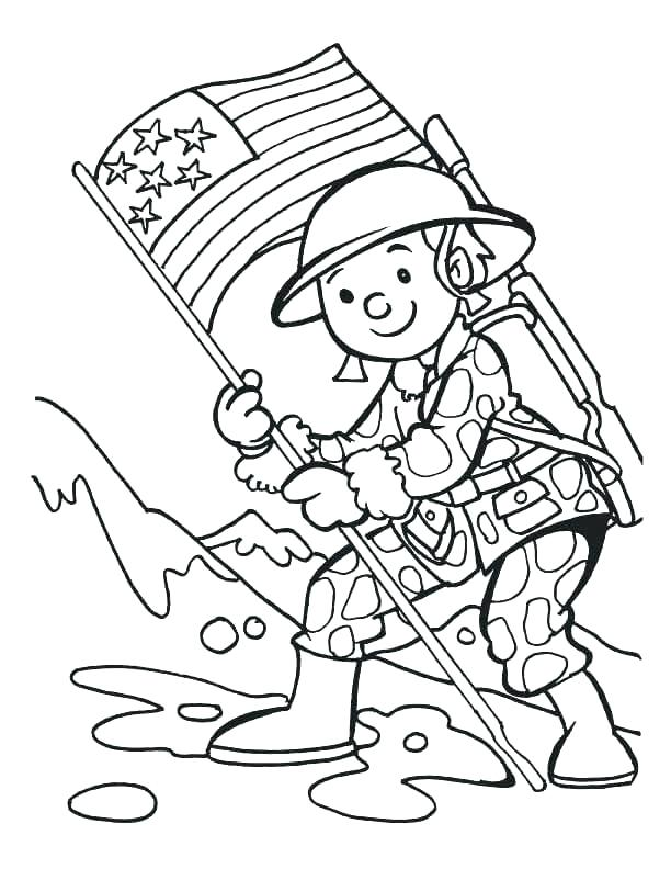 612x792 Memorial Day Coloring Pages Memorial Day Coloring Pages For Sunday
