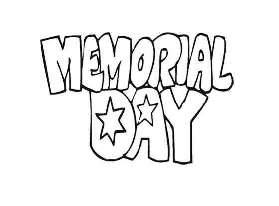 560x414 Memorial Day Coloring Pages To Print For Kids Kids Coloring