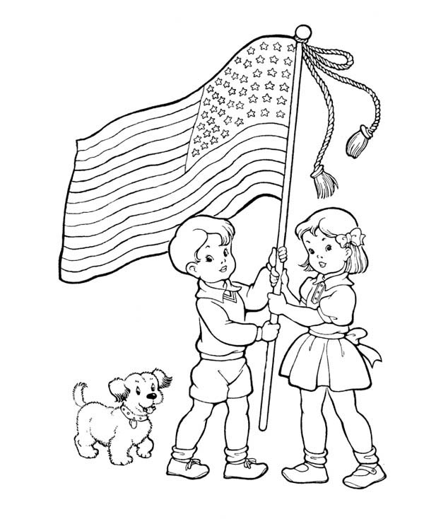 600x734 Memorial Day Coloring Pages For Kids Memorial Day Coloring Pages