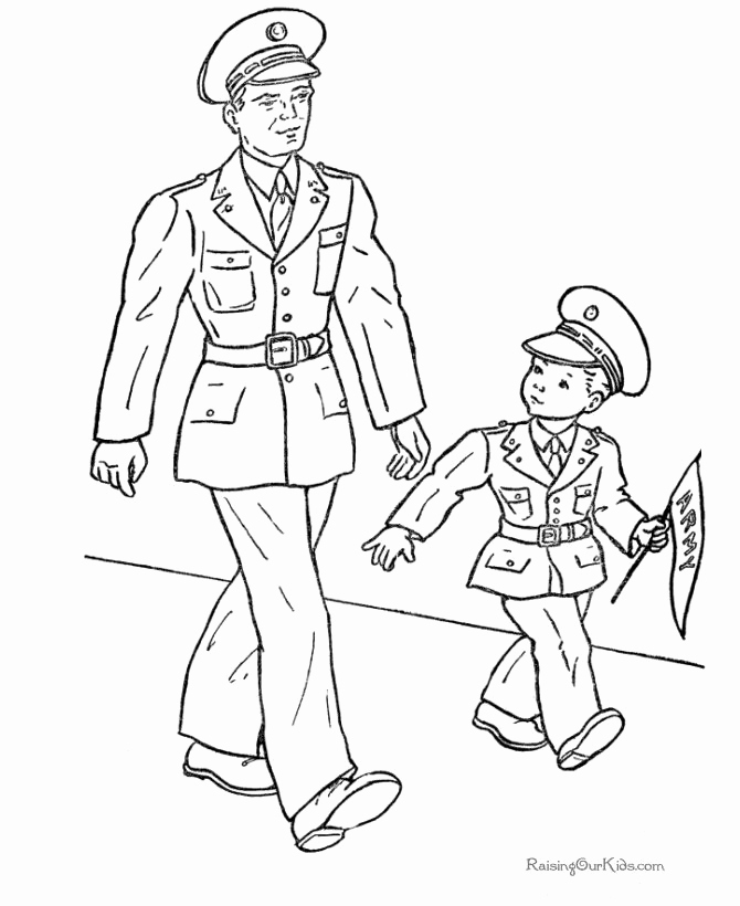 670x820 Memorial Day Coloring Pages For Toddlers Image Free Printable