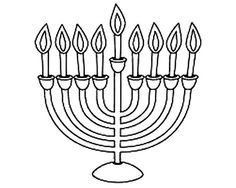 236x188 Menorah Coloring Page Hanukkah Menorah Coloring Page At Menorah