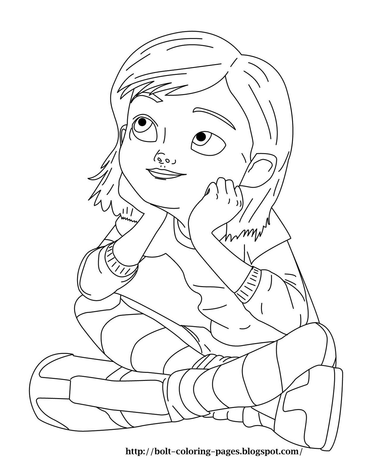 1236x1600 Bolt Coloring Pages As Menu Cute Animal Inside