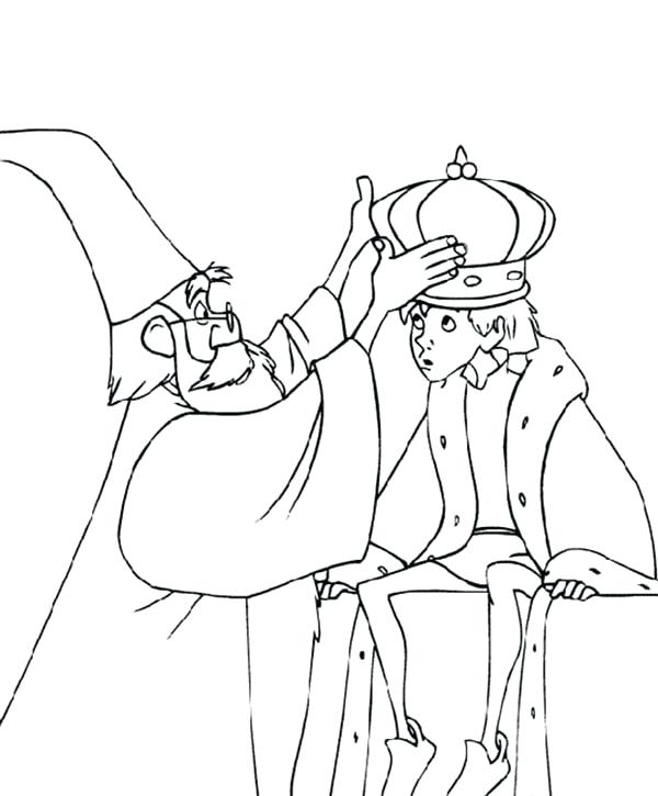 600x725 Coloring Crowns King Crown Coloring Page Queens Crown Coloring