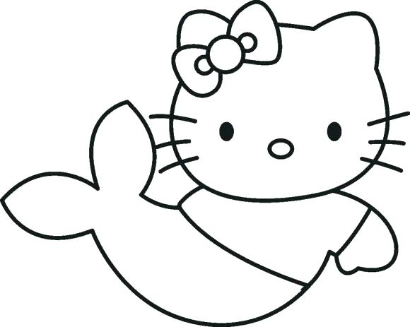 580x463 Valentines Day Coloring Page Simple Hello Kitty Coloring Pages As