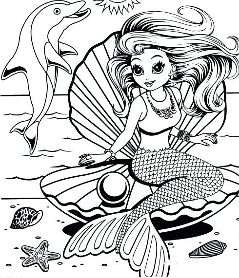 490x571 Lisa Frank Coloring Pages Frank Mermaid Coloring Pages Colouring
