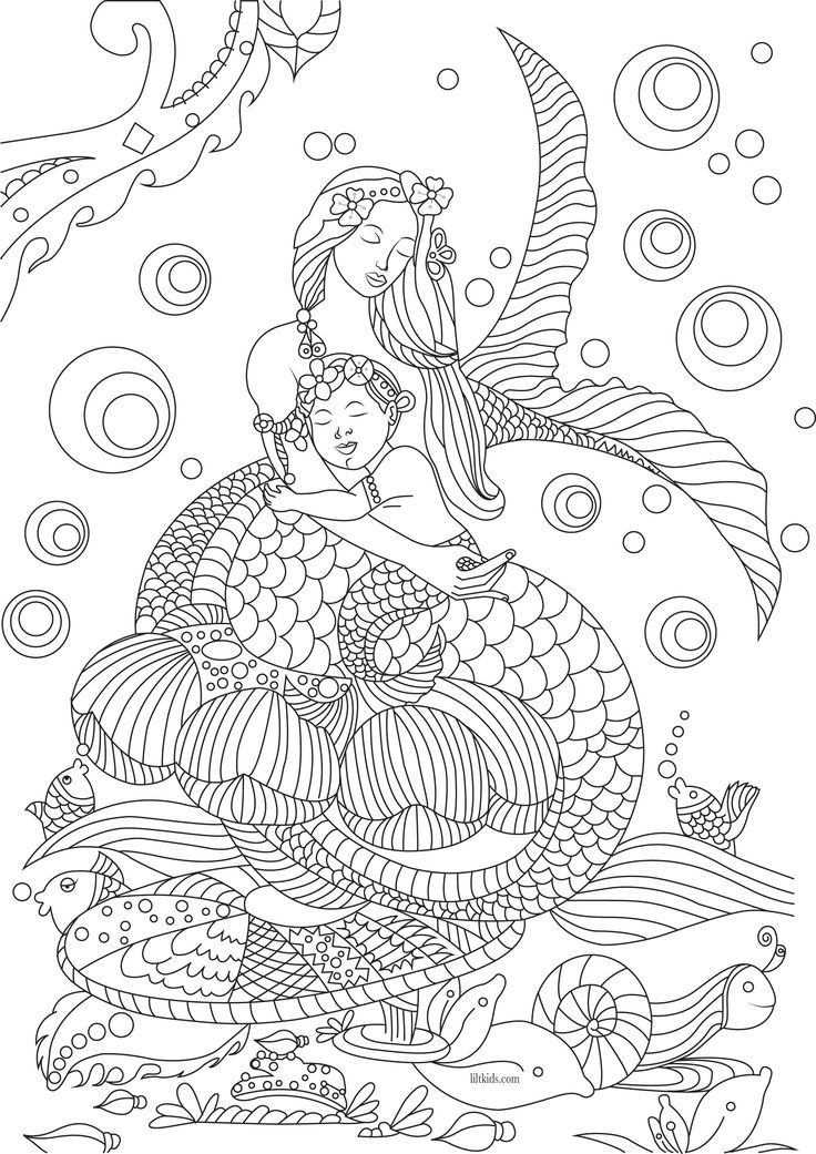 736x1041 Coloring Pages Drawing