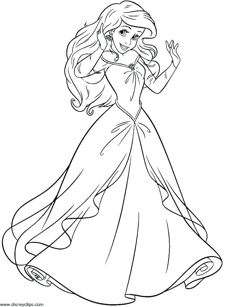 736x995 Little Mermaid Coloring Page Free Coloring Pages Of Little Mermaid