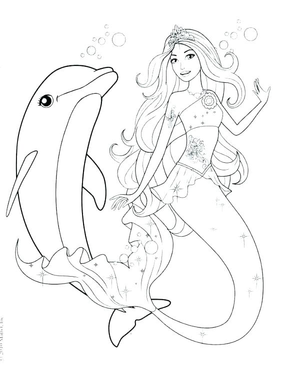 590x757 Anime Mermaid Coloring Pages Mermaid Coloring Page Rock Little