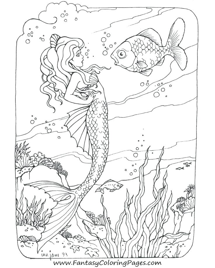 736x920 Mermaids Coloring Pages Ideas About Mermaid Coloring On Coloring