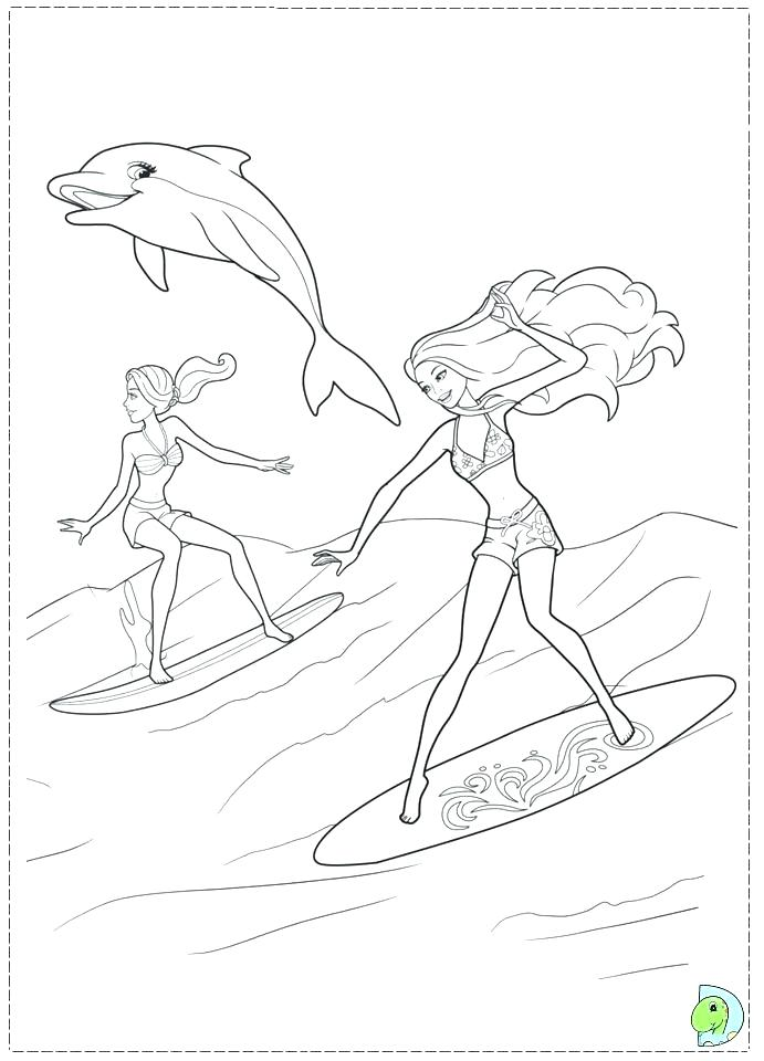 691x960 Mermaid Coloring Pages Online Mermaid Coloring Page Downloads
