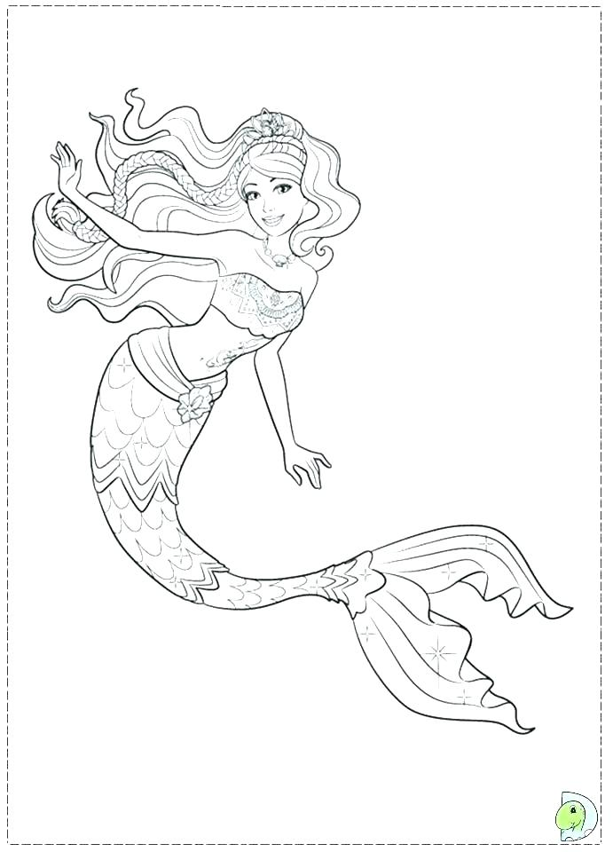 691x960 Mermaid Coloring Pages Online Mermaid Coloring Pages Online